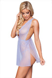 Sheer Babydoll with Matching G-String
