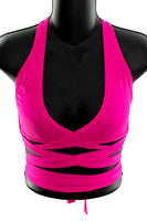 Multi Strap Tie Up Festival Top