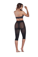 Thermal butt lift capri