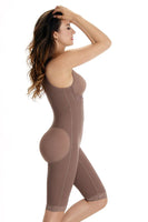 Body Shaper with Lateral Zipper