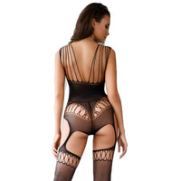 Multi Strap Sensual Bodystocking
