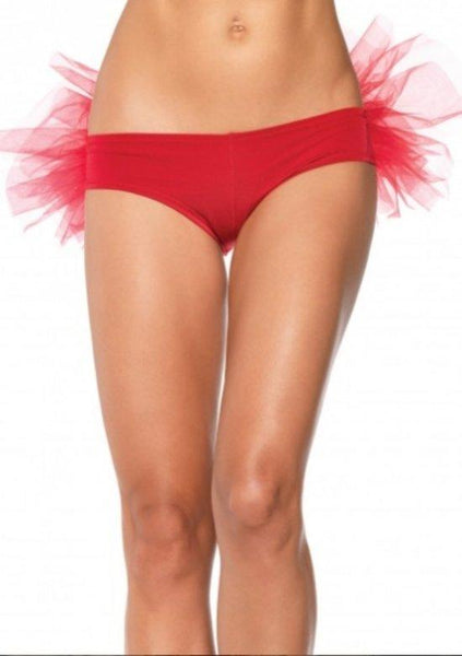 Tange Panty with Ruffle Back