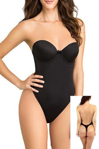 Backless Body Shaper Thong