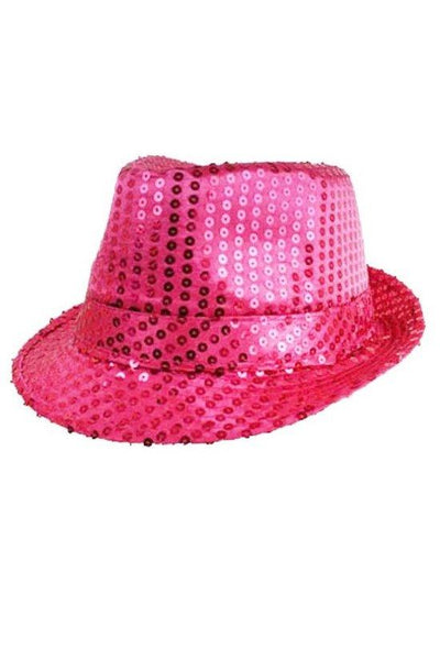Sequin Party Fedora