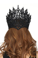 Reversible Glitter Crown