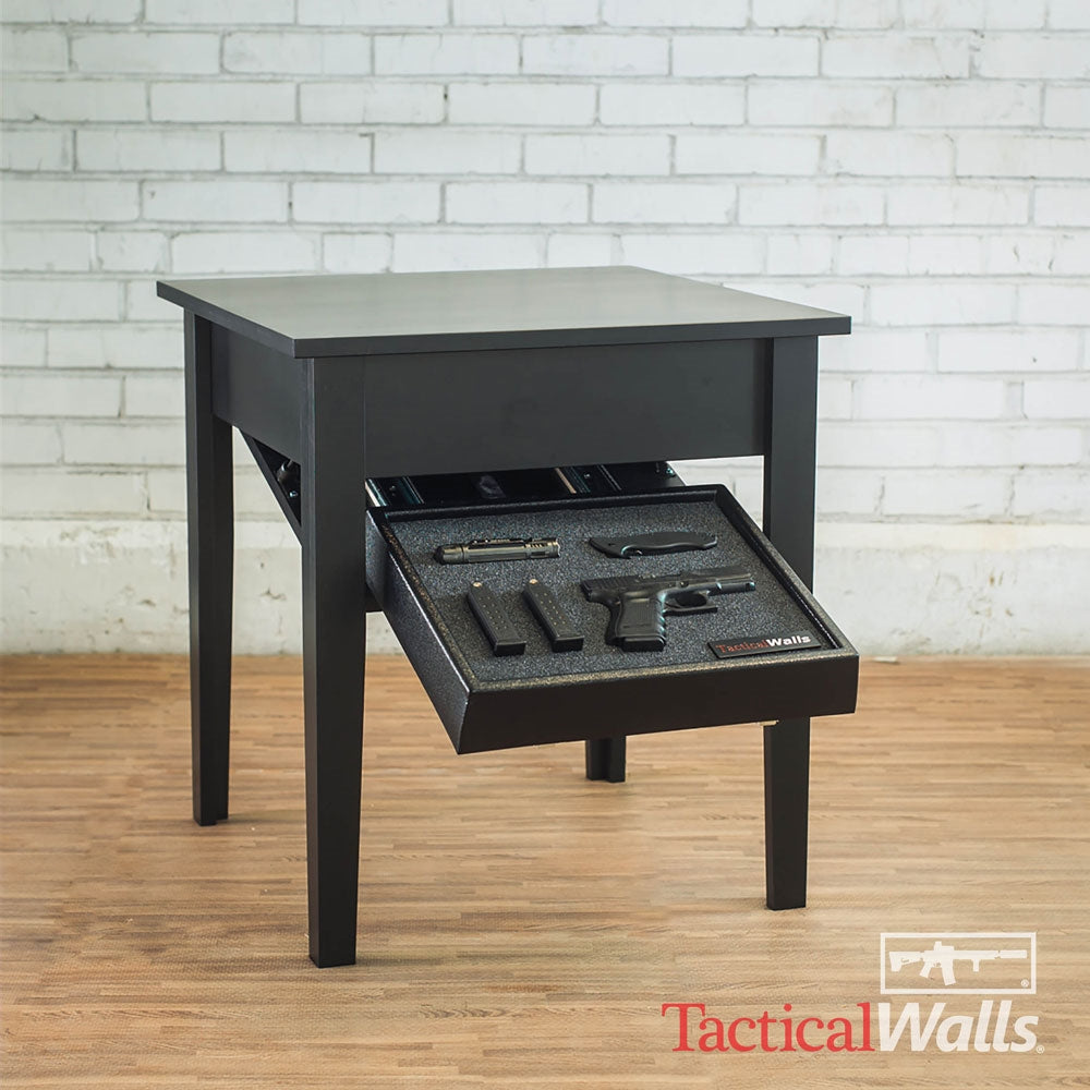 Tactical Walls Concealment End Table