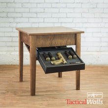 Load image into Gallery viewer, Tactical Walls Concealment End Table