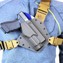 Load image into Gallery viewer, GunfightersINC Kenai Chest Holster