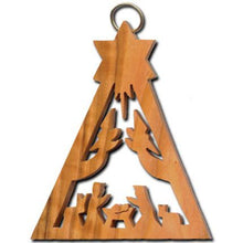 Load image into Gallery viewer, The Nativity Story Ornaments - Original Designs