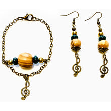 Load image into Gallery viewer, Dolce Delight Earrings and Bracelet Set