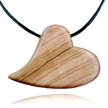 Load image into Gallery viewer, Heart Pendant Necklace