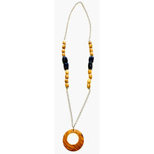 Load image into Gallery viewer, Lazuli Night Sky Necklace