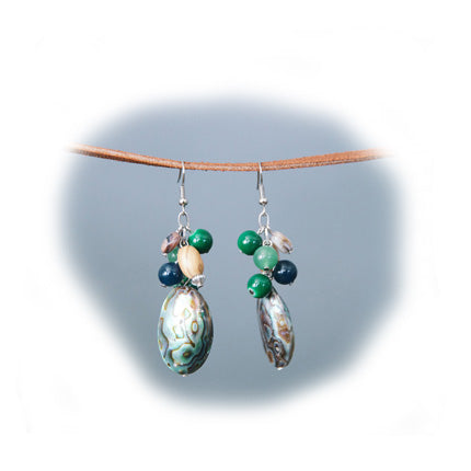 Mystic Sea Earrings