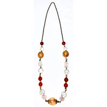 Load image into Gallery viewer, Out & About Howlite Necklace