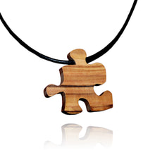 Load image into Gallery viewer, Puzzle Piece Necklace