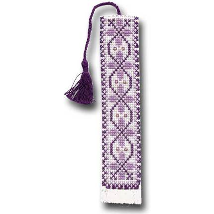 Cascading Cross Bookmark
