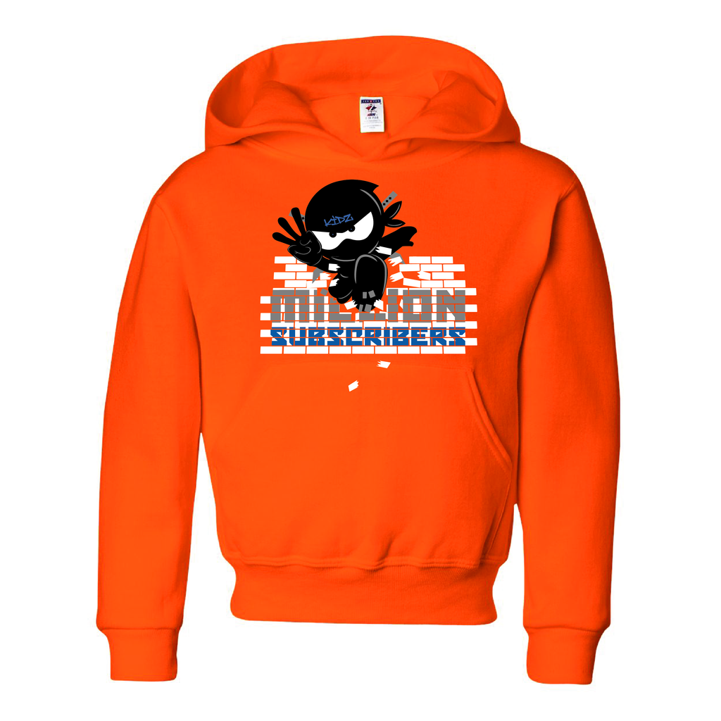 Ninja Kidz 3 Million Subscribers Hoodie © CLEARANCE!