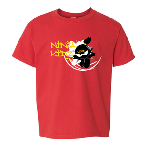 Ninja Kidz TV Flower T Shirt ©