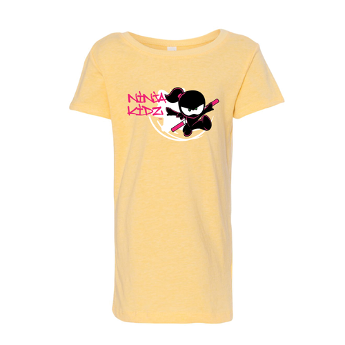 Ninja Kidz TV Flower T Shirt 2.0 ©
