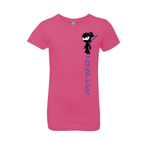 Ninja Kidz TV Girl T Shirt 2.0 ©