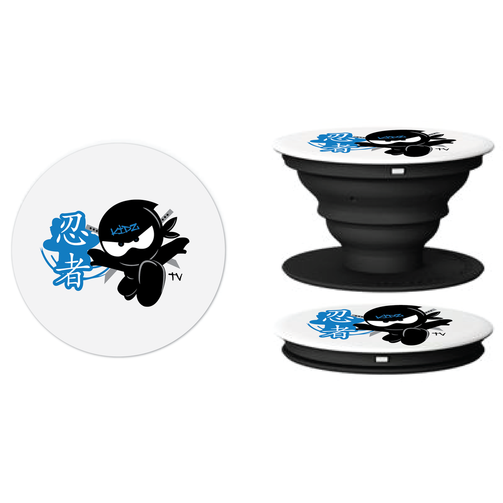 Ninja Script Pop Socket © CLEARANCE!