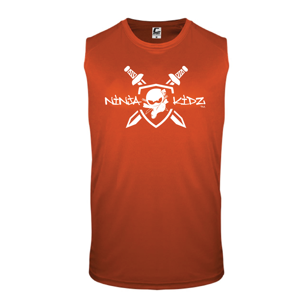 Ninja Shield Sleeveless Tee 3.0 ©
