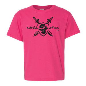Ninja Shield T Shirt youth
