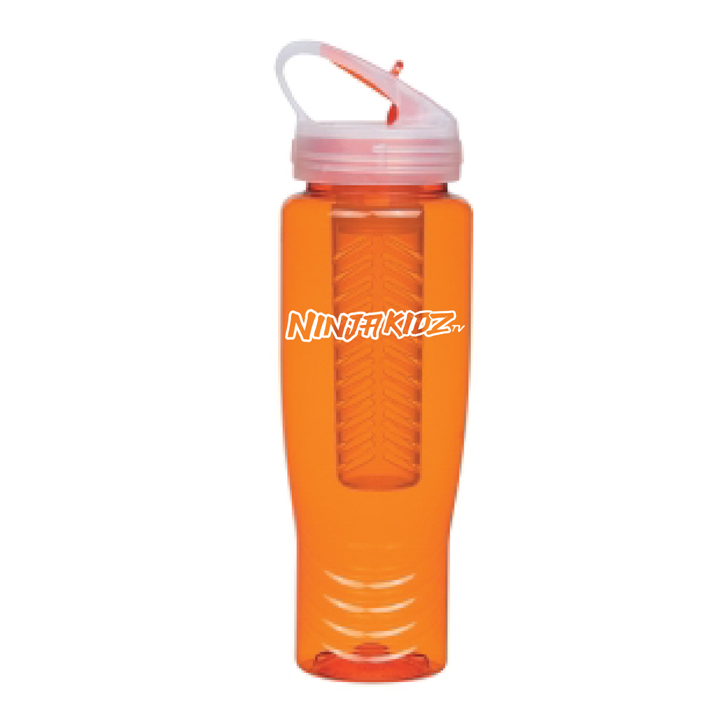 Ninja Kidz Fruit Infuser Water Bottle ©