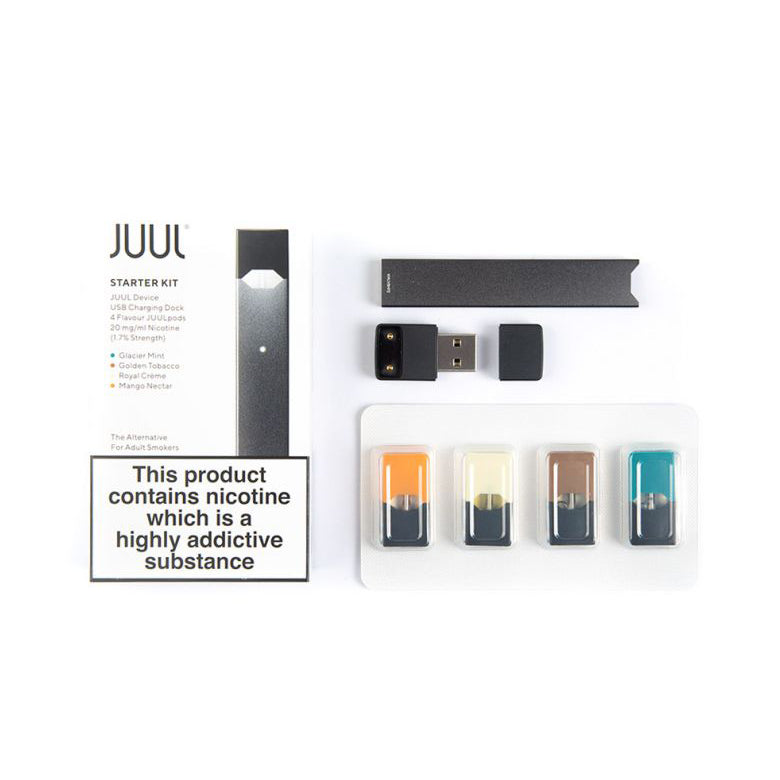 JUUL Starter Kit (Slate Gray)