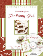 The December Tea Cozy Club Print Issue and Audio Conversation on CD