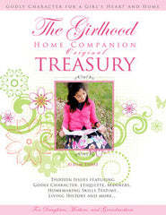 The Girlhood Home Companion Orignial Treasury Album