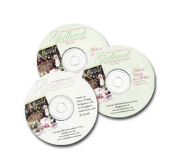 Make it Lovely Companion CDs - For Mothers and Daughters