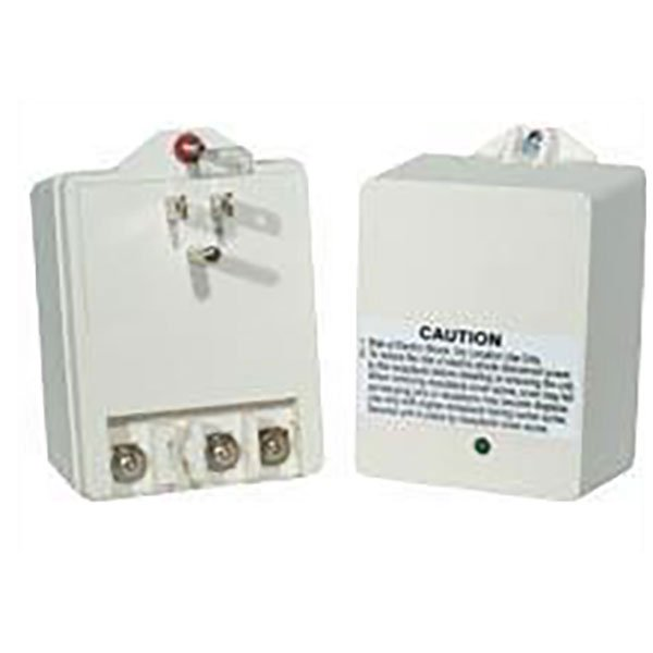 16.5VAC Class 2 40VA Grounded Plug in Transformer