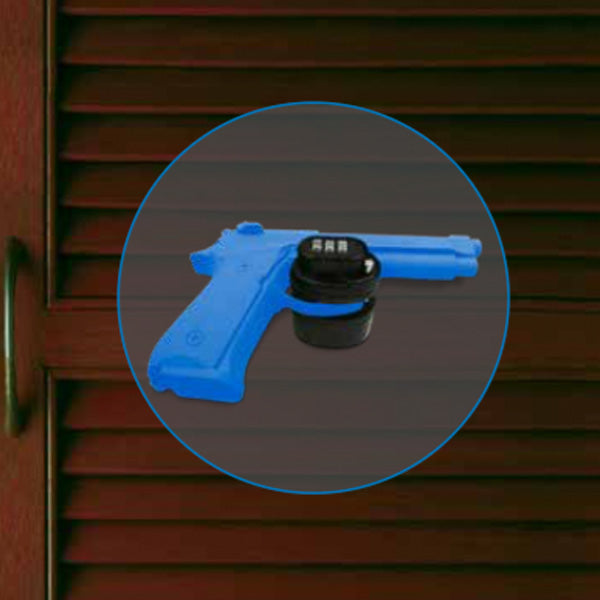 2GIG Gun Motion Detector and Trigger Guard