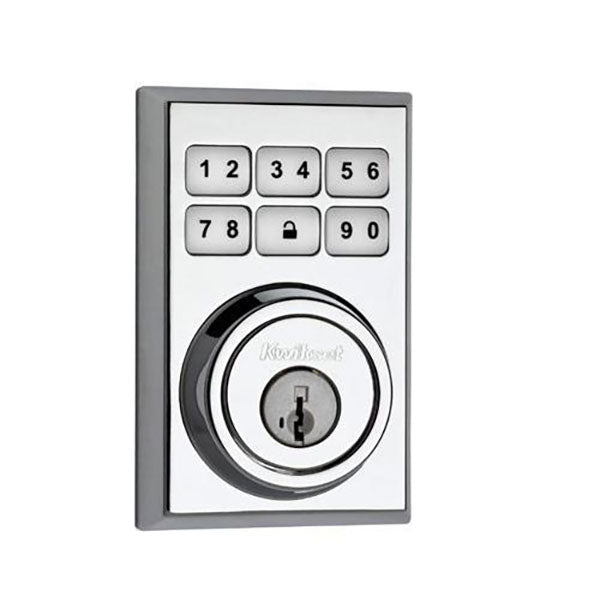 Kwikset Z-Wave Contemporary Motorized Deadbolt