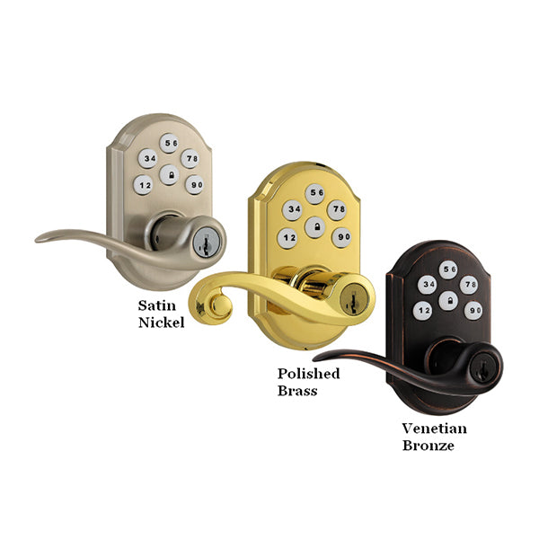 Kwikset Z-Wave Motorized Lever Lock