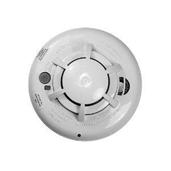 2GIG-SMKT8 2GIG Wireless Photoelectric Smoke/Heat Detector & Temp Alarm
