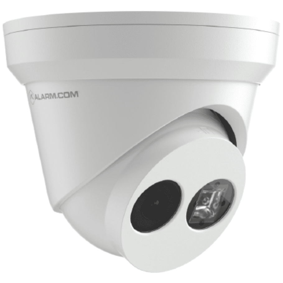 Alarm.com Indoor/Outdoor Turret Camera 1080P (ADC-VC836)