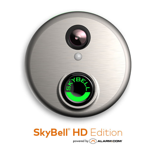 Alarm.com Skybell HD Edition Wi-Fi Doorbell Camera