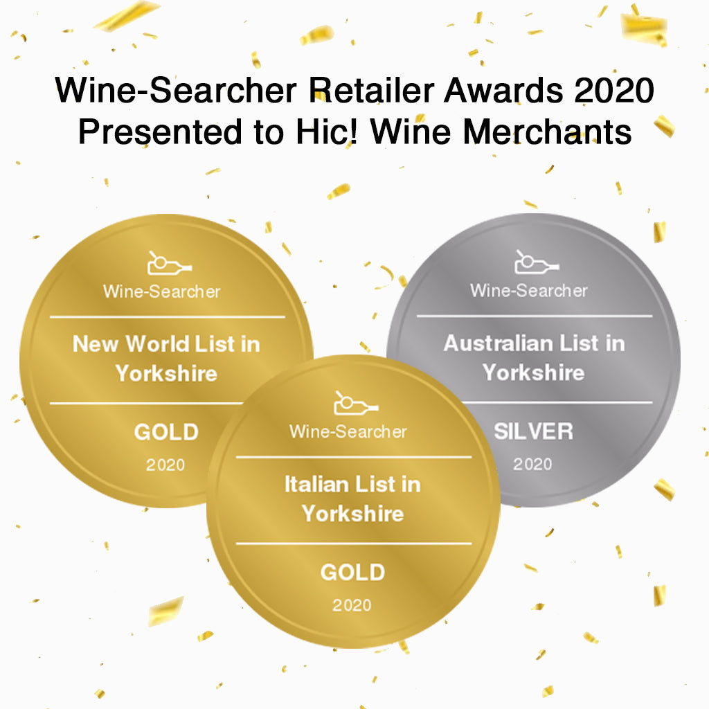 Wine-Searcher Retailer Awards 2020