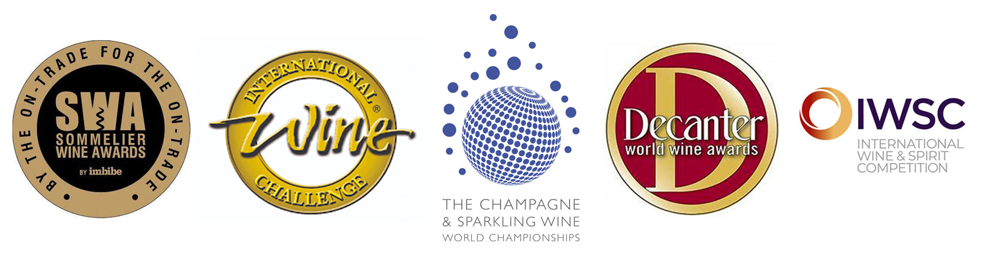 Wine Competitions Logo Banner