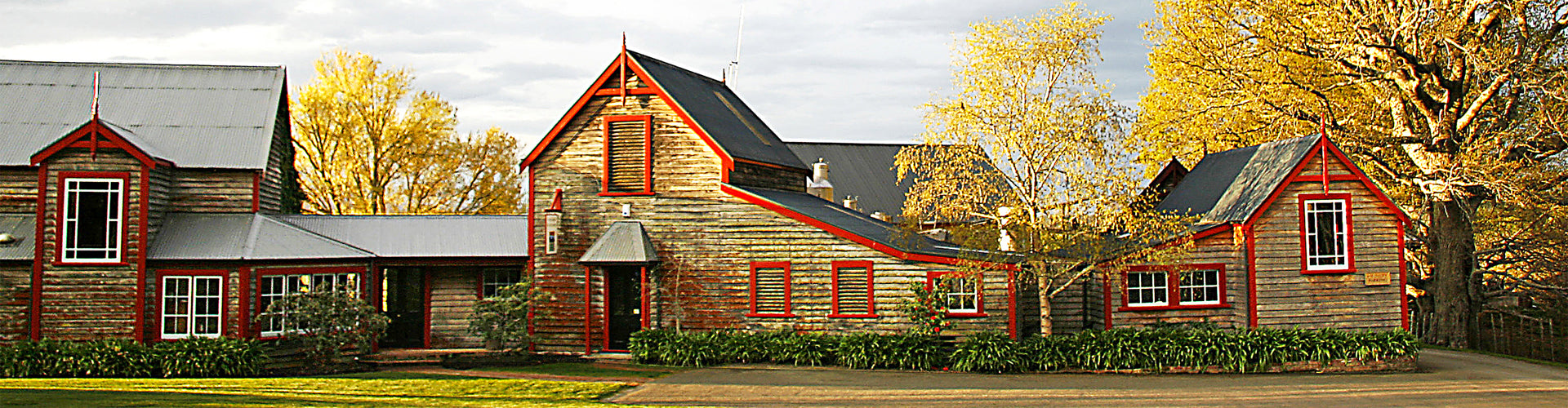 Neudorf Vineyard Winery in Nelson, New Zealand