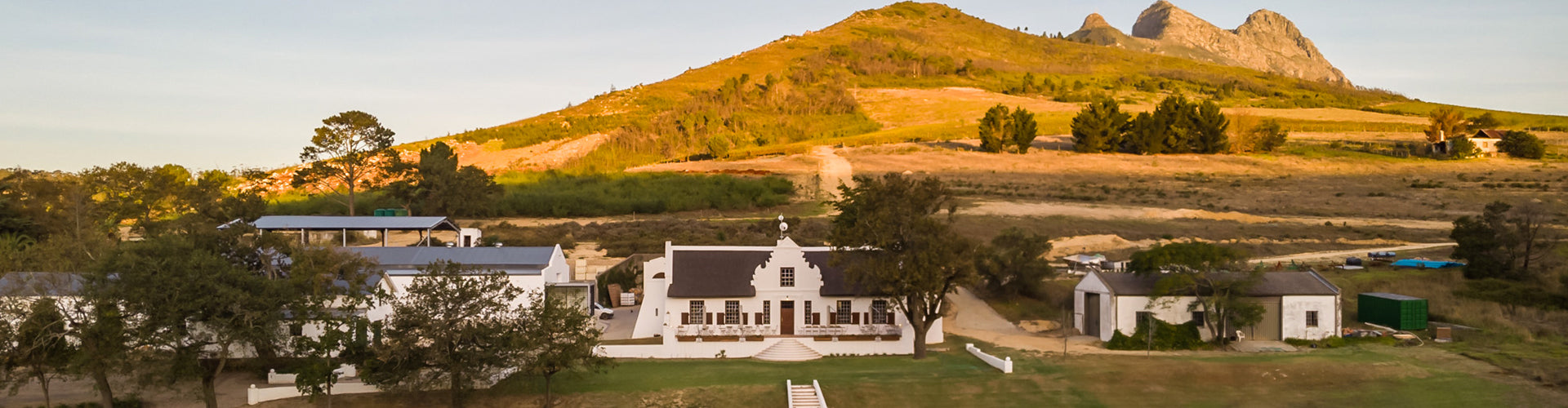 Lievland Wine Estate in Stellenbosch, South Africa