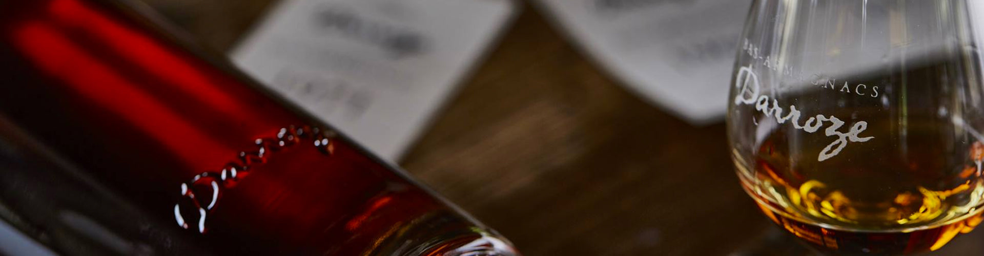 Darroze Armagnacs Collection Banner Image