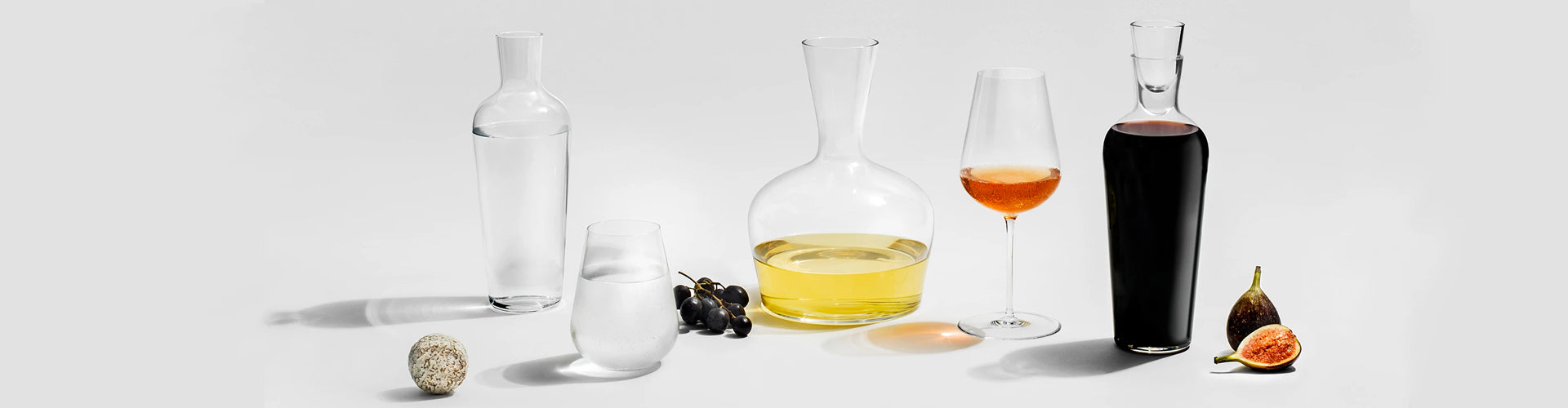 The Jancis Robinson x Richard Brendon Glassware Collection