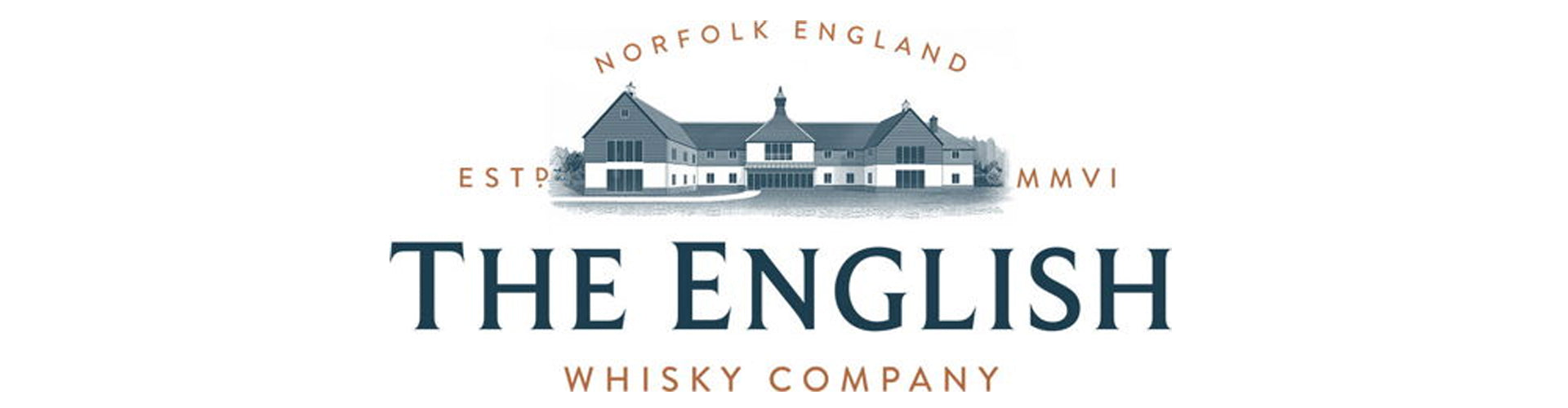 The English Whisky Company Logo Banner