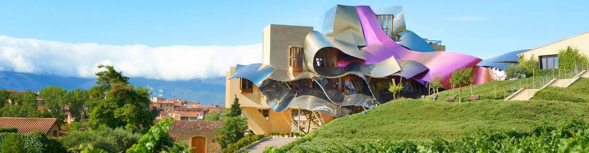 Marqués de Riscal City of Wine in Rioja