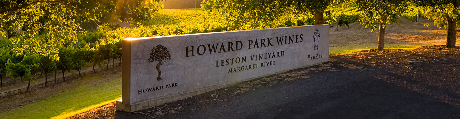 Howard Park Wines Winery Sign
