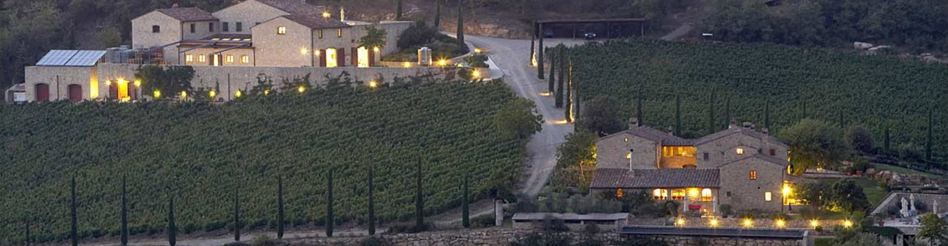 Brancaia Winery and Vineyards in Chianti Classico