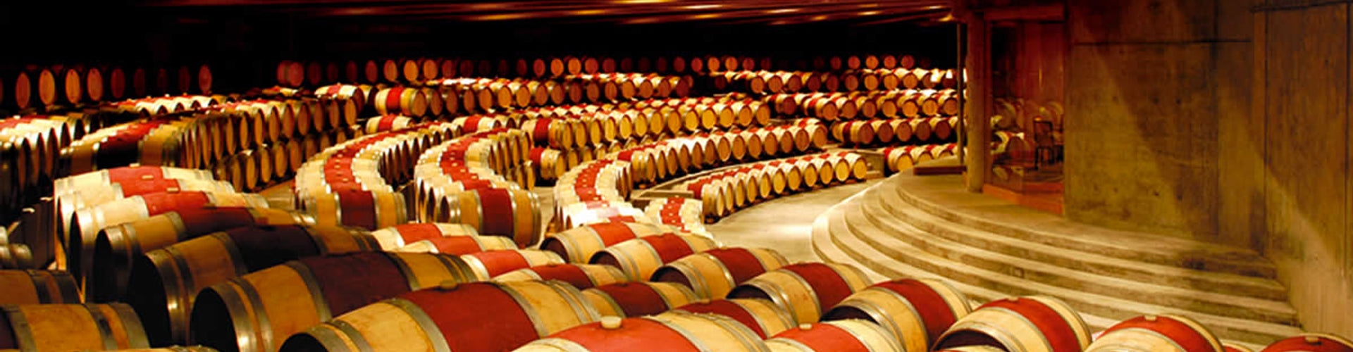 The Montes Wines Barrel Room